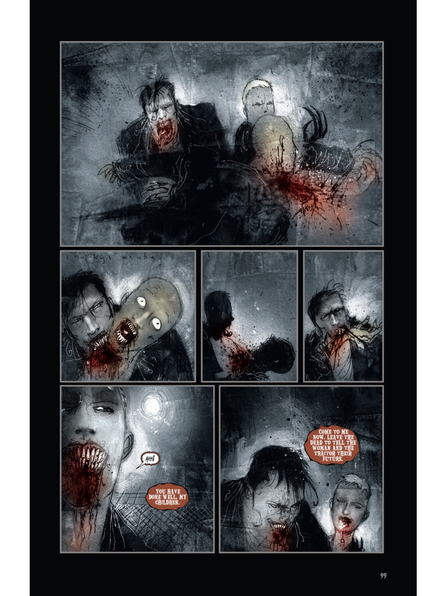 30 Days of Night: Dark Days by Steve Niles and Ben ...