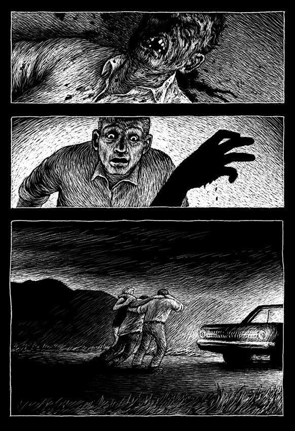 how to draw graphic novel style pdf